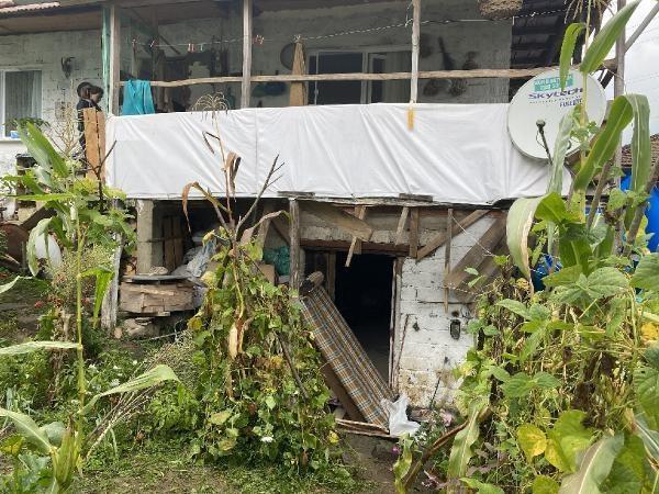 Bartın'da Cenaze Evinin Balkonu Çöktü: 13 Yaralı