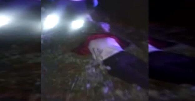Bartın'da iş dönüşü motosikletiyle kaza yapan genç öldü