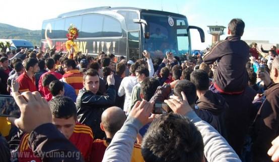 Galatasaray Çaycuma'da