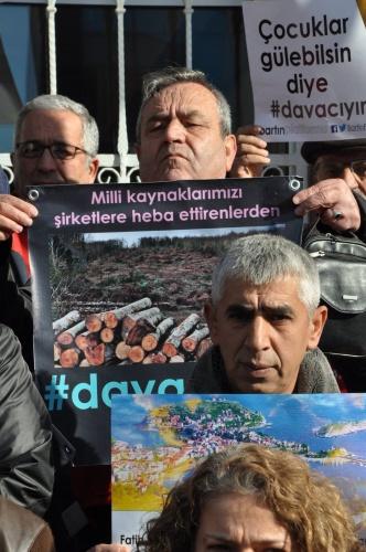 Amasra'ya Termik santrale rekor sayıda itiraz