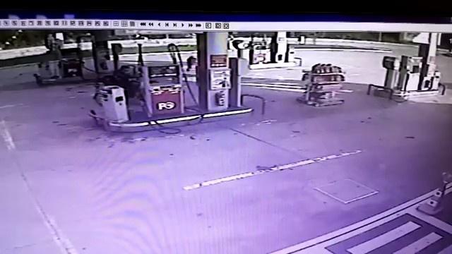 Ölümlü Atv Kazası Kamerada