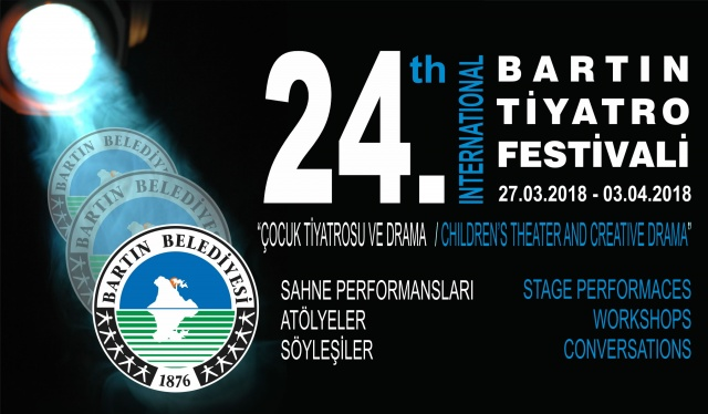24.Bartın Tiyatro Festivali Programı