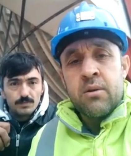Amasra'da işten çıkarılan madencilerden eylem