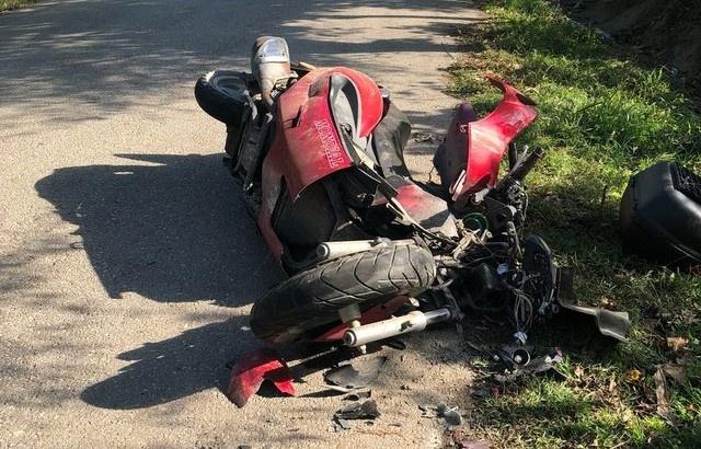 Bartın'da Öğrenci servisine çarpan motosiklet sürücüsü öldü