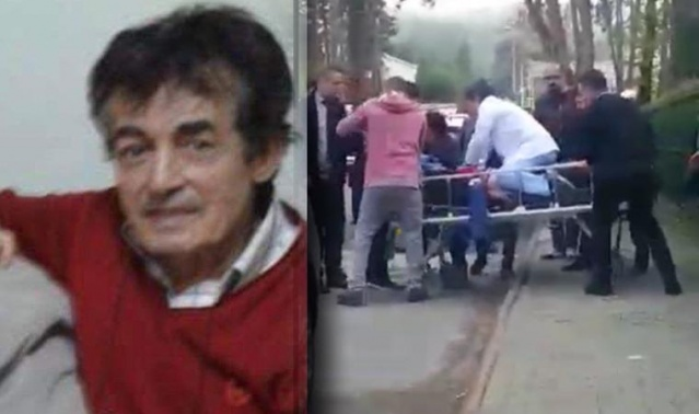 Bartın'da Doktorun sedye üzerine çıkarak kalp masajı yaptığı hasta, kurtarılamadı