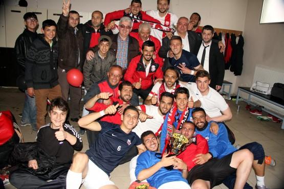 Şampiyon Kastamonuspor