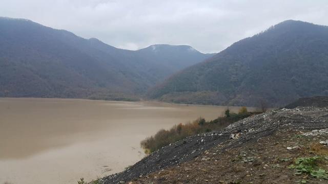 Bartın'ın dev projesi Kirazlıköprü Barajı