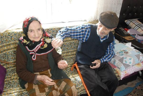70 Yıllık Evli Bartınlı Çiftten Gençlere Tavsiye