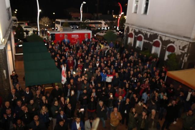 Bartın Belediye Başkanı Cemal Akın vatandaşlara seslendi