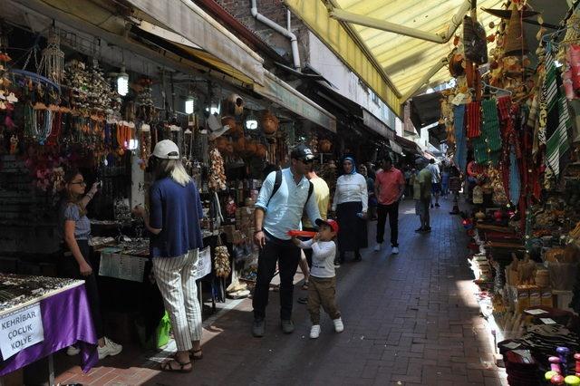Amasra'ya ziyaretçi akını