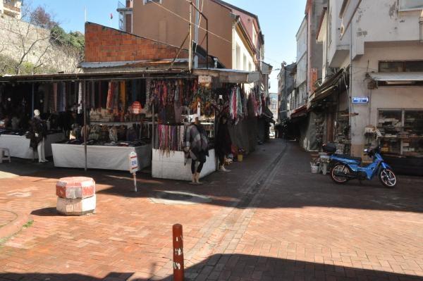 Amasra'da koronavirüs sessizliği