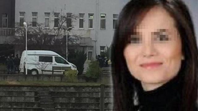 Öğretim görevlisi, okul binasından ölüme atladı