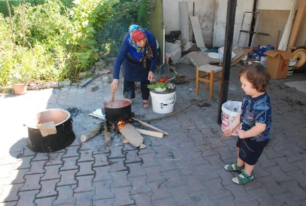 Bartın'da Mutfaklarda Kış Hazırlığı