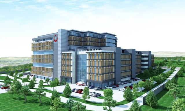 400 Yataklı Bartın Devlet Hastanesi inşaatı başlıyor