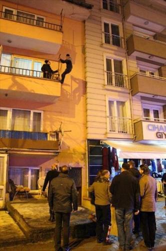 Zonguldak, Karabük, Kastamonu, Bolu, Düzce Asayiş Olayları