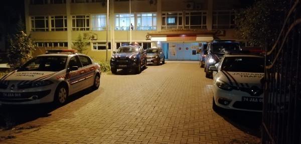 Bartın'da ormanda kaçak kesim iddiasına 6 tutuklama