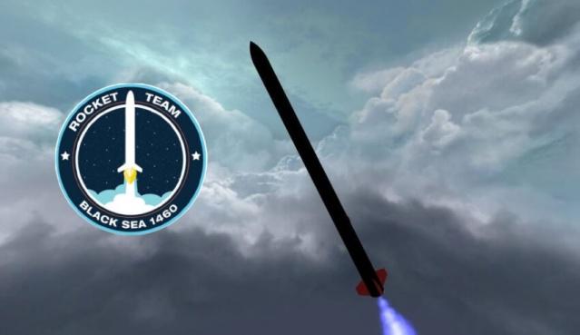 BlackSea 1460 Roket Takımı Destek Bekliyor