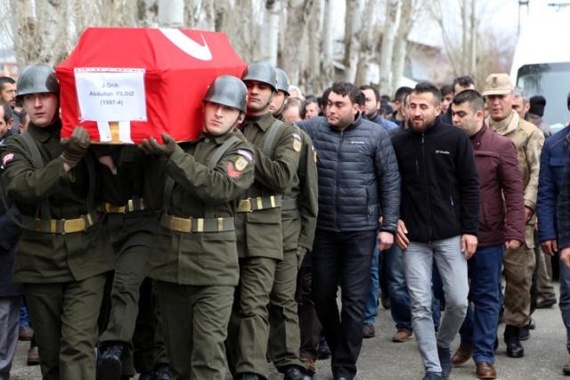 Bartın'da Hayatını Kaybeden Asker Gözyaşlarıyla Uğurlandı