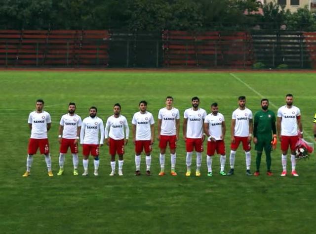 ZTK 2.Tur Bartınspor 2-1 Çayırovaspor