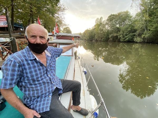 Bartın Irmağı Pislikten Geçilmiyor