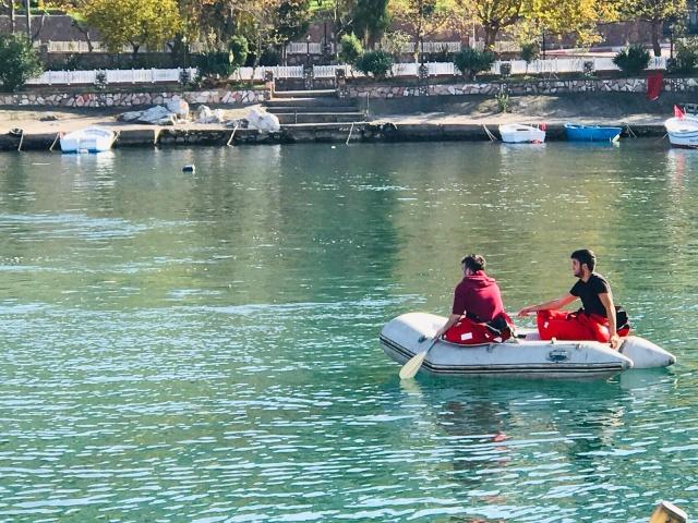 Bartın'da Öğrencilere Denizde Canlı Kalabilme Eğitimi