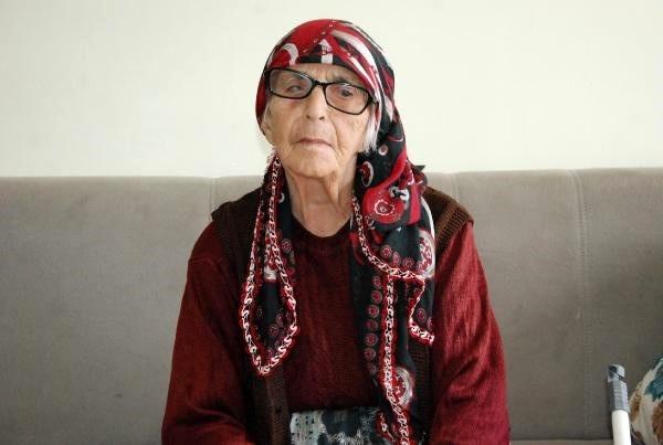 95 yaşındaki Bartınlı Fatma Nine Koronavirüsü Yendi