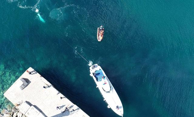Tekne Battı, Bartınlı Teğmen'in Cansız Bedenin Ulaşıldı