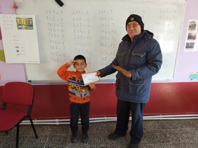 Bartınlı Minik öğrencilerden Afrin'deki Mehmetçiğe mektup