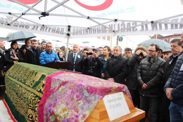 Bartın'da Sağlık Camiasının Acı Kaybı