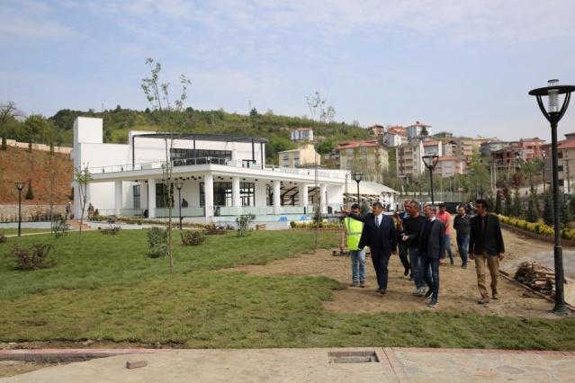 Bartın Belediyesi Kaynarca Spor ve Yaşam Parkı