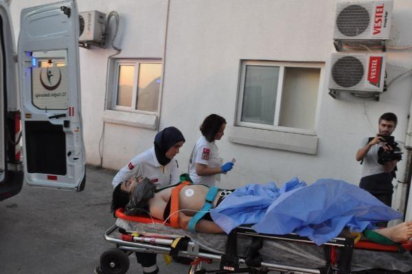 Bartın'da bir günde 15 kişi boğulma tehlikesi yaşadı