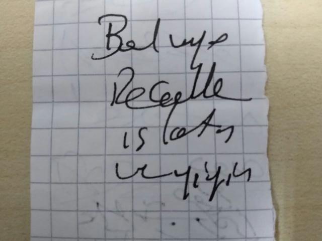 Bartın'da muska yazan sahte imam, suçüstü yakalandı