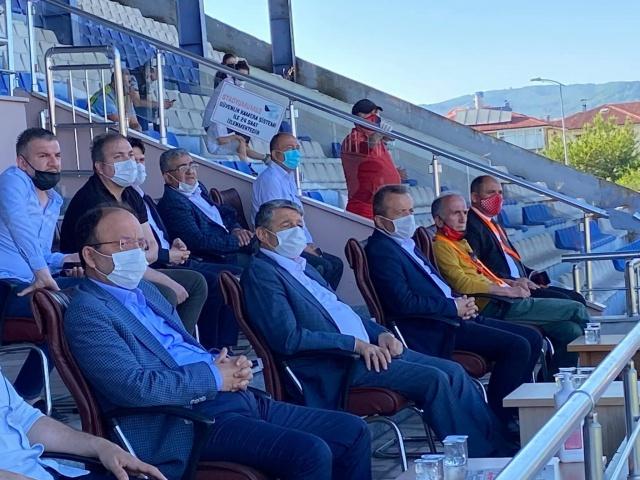 Bartınspor 2-1 Kurşunlu Belediyespor