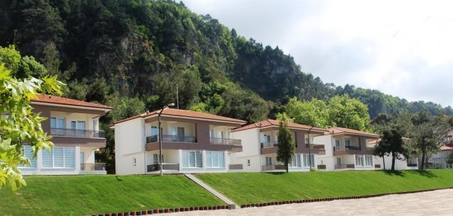 Bartın'da Devletten Satılık 12 Dubleks Tatil Evi