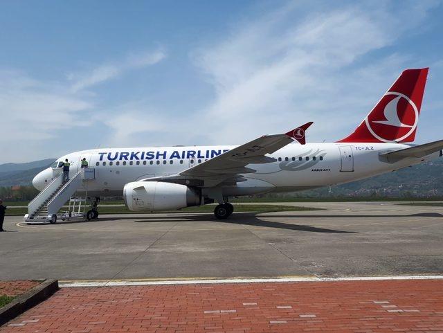 THY, Zonguldak Havalimanı uçuşlara başlıyor