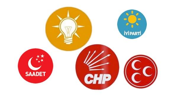 İşte Bartın'da Partilerin 24 Haziran adayları