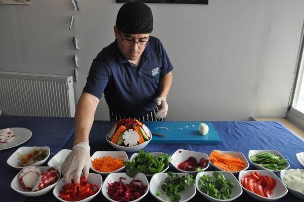Amasra salatası için tescil başvurusu