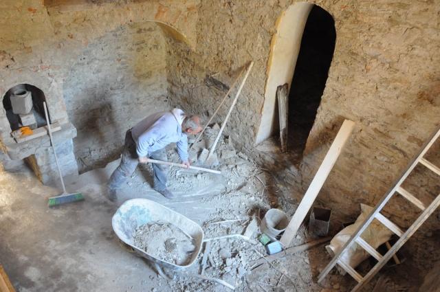 Tarihi Hamam Restore Ediliyor