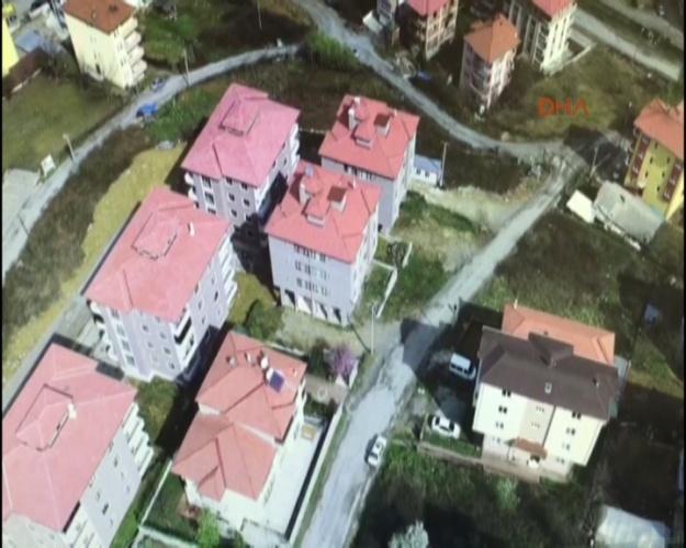Bartın'da fuhuş çetesine drone'lu operasyon