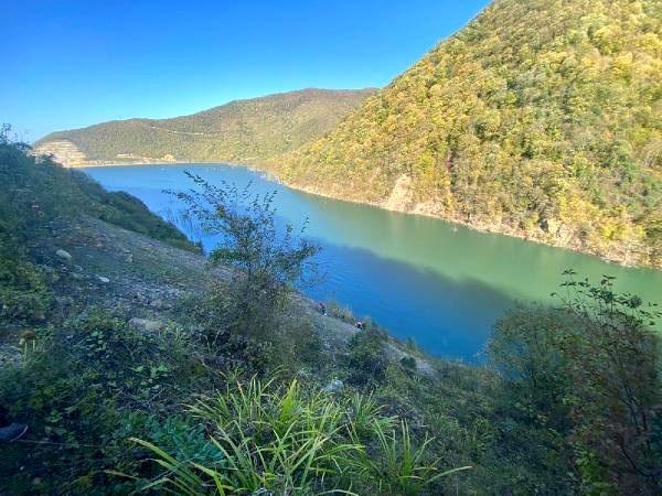 Bartın'da otomobil baraj gölüne uçtu: 3 ölü