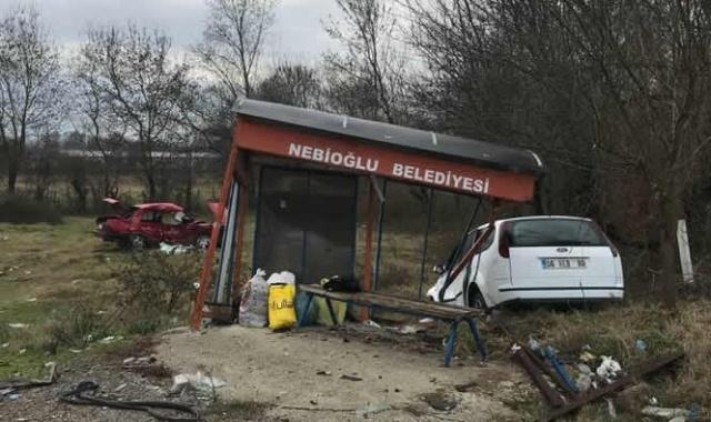 Bartınlı Muhtar Kaza Yaptı: 1 Ölü, 3 Yaralı