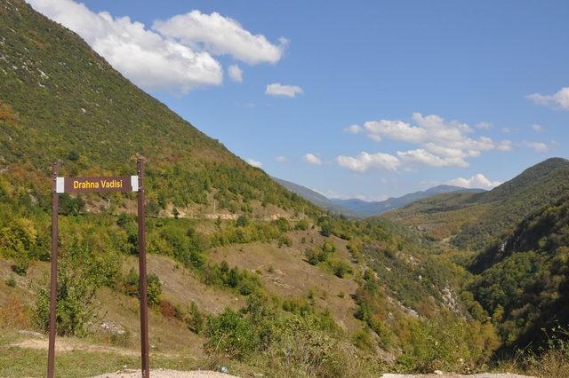 Küre Dağları Milli Parkı'na yeni sertifika