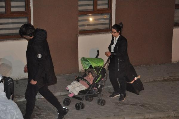 Fransa'dan getirilen 317 Türk vatandaşı, Bartın'da