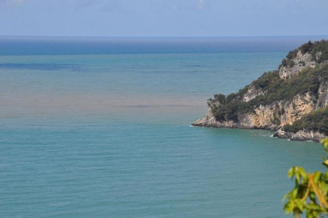 Bartın'da Denizin rengi değişti
