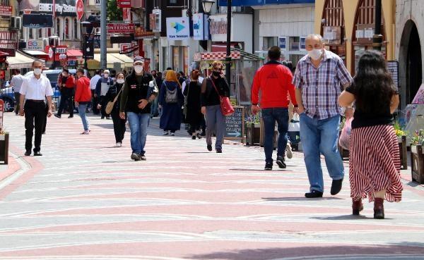 Bartın'da maskesiz sokağa çıkmak yasaklandı