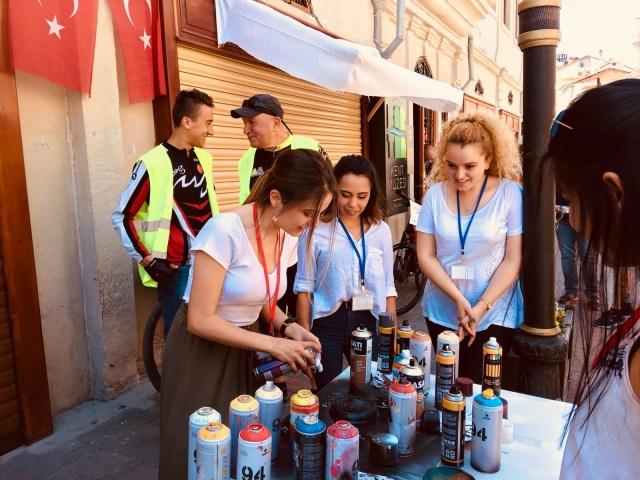 Bartın'da Dünya Bisiklet Günü Kutlamaları