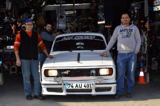 Mustang Görünümlü Anadol