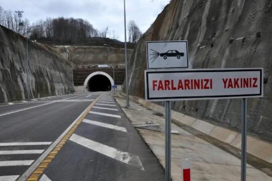 Amasra Tüneli'nden Neler Oluyor ?