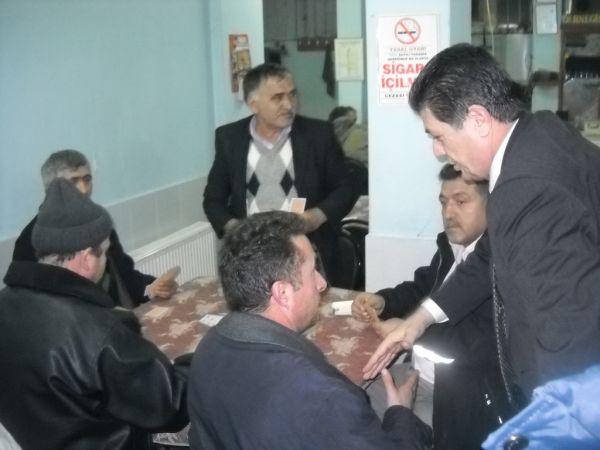 Yalçınkaya'dan İstanbul'daki derneklere ziyaret