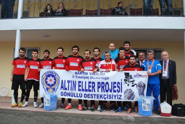 Bartınspor-İskilip maçı
